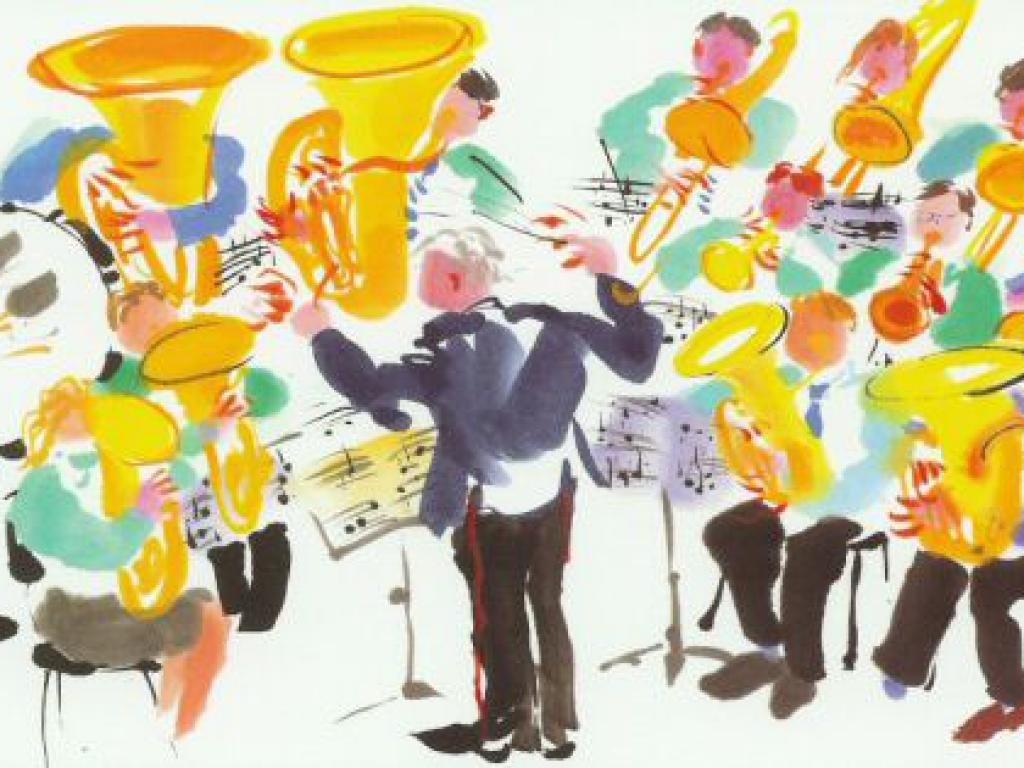 Christmas Brass Band Concert : Sun 26 Nov : 7pm