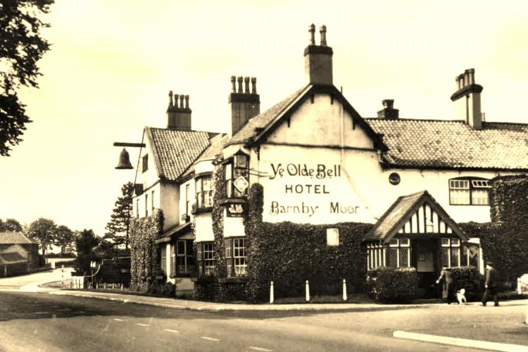 The Barnby Tales: 400 Years of History at Ye Olde Bell